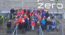 Stadionbesuch der VfB-Jugend
