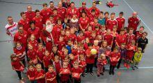 Bescherung beim VfB-Nachwuchs !