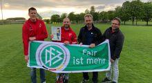 Fairnesspreis für Thomas Münch