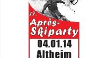 Après-Skiparty am 04.01.14