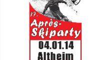 Après-Skiparty am 04.01.14