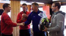 VfB Sieger beim Tennis-Ortsturnier