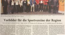 VfB ausgezeichnet !