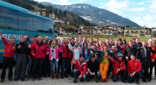 """""""Ski und Wandern gut"""" im Hochzillertal"""