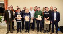 Jahreshauptversammlung: Ein arbeitsreiches, aktives Jahr