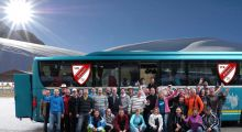 Skitour wieder ein voller Erfolg !
